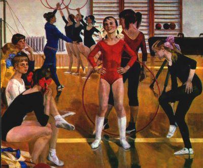 А.В. Сайкина - Детская спортивная школа